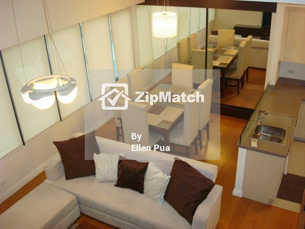 2 Bedroom  One Rockwell East Tower 2 Bedroom Loft Fully Furnished Condo  big photo 7