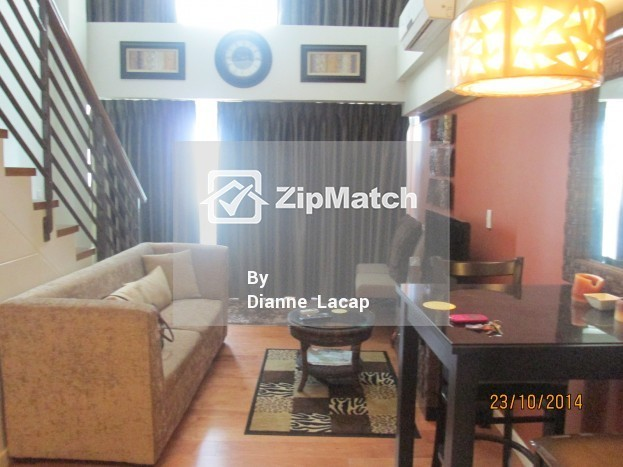1 Bedroom                              Funky 1 BR apartment for rent in Eton Residences (across Greenbelt 1) big photo 1