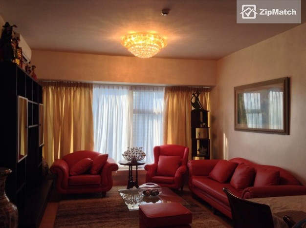 2 Bedroom                              Fully Furnished 2BR and 1quarter room unit with Nice View of Manila Golf Course big photo 1