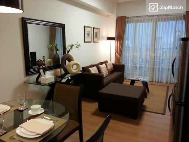 1 Bedroom                                  Chic 1 Bedroom Apartment for Rent in St. Francis Square, Shangrila Tower 1, Mandaluyong City big photo 4