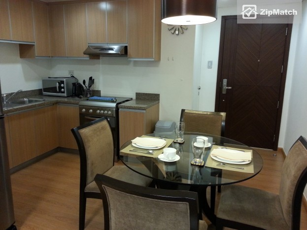 1 Bedroom                                  Chic 1 Bedroom Apartment for Rent in St. Francis Square, Shangrila Tower 1, Mandaluyong City big photo 5